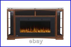 Napoleon NEFP42-1715BW Shelton Electric Fireplace Mantel/Entertainment Packages