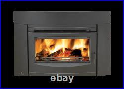 Napoleon Oakdale EPI3C Contemporary Wood Insert Cast Iron Black CLOSEOUT