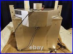 Napoleon Roxbury GI3600-4NSB Natural Vent Fireplace Insert NG 24,000 BTUs