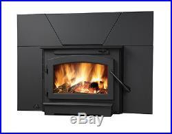 Napoleon Timberwolf EPI22 Wood Burning Insert Fireplace Affordable Free Shipping