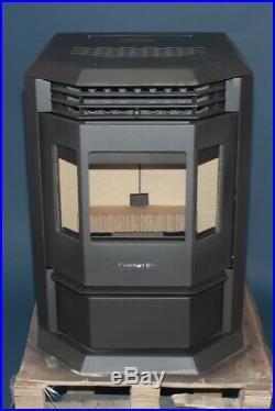 New Comfortbilt HP22 Carbon Black Pellet Stove Fireplace 50000 btu Special Price