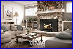 Osburn 2200 Wood Burning Insert 65,000 BTU OB01705 Medium Traditional EPA 2020