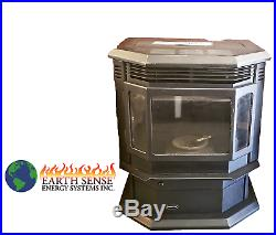 QuadraFire 1200 Fireplace Pellet Stove Used/Refurbished 2006 Model