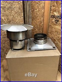Quadra-Fire 5100-I wood stove fireplace insert