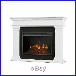 RealFlame Antero Electric Fireplace Grand Infrared X-Lg Firebox 2 Colors