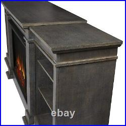 RealFlame Electric Fireplace Eliot Grand Media Infrared X-Lg Firebox 2 Colors