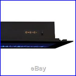 RealFlame Electric Wall Fireplace DiNatale 50 Hanging RealFlame White or Black
