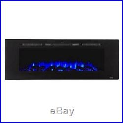 Sideline 60 80011 60 Recessed Electric Fireplace