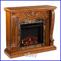 Southern Enterprises Cardona Electric Fireplace