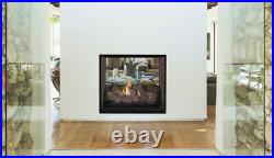 Superior-DRT63ST SEE-THROUGH Gas Burning FireplaceFREE SHIPPING