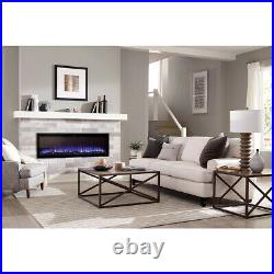 Touchstone 50'' Electric Fireplace Insert or Wall Mount Sideline Elite 80036