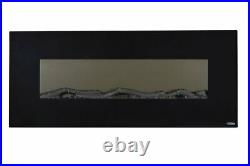 Touchstone Onyx 50 Wall Mounted Electric Fireplace