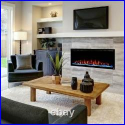 Touchstone Sideline Elite 50 Recessed Electric Fireplace