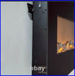 Touchstone Sideline Outdoor/Indoor 80017 50 Wall Mounted Electric Fireplace