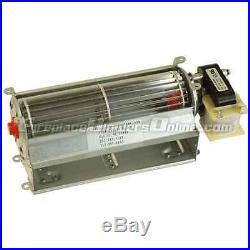 UZY5 Fireplace Blower Fan Kit Security Continental