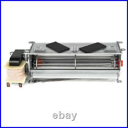 UZY5 Fireplace Blower Fan Kit for BIS, Lennox, Security and Superior
