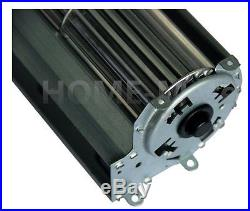 Universal Upgraded Blower Fan only for Wood / Gas Burning Stove or Fireplace