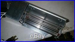 Uzy5 Fireplace Dual Blower Fan Kit Unused 0419