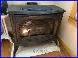 Vermont Castings Cast-Iron Stove Radiance Line Propane/Natural Gas