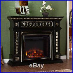 Wildon Home Delavan Electric Fireplace