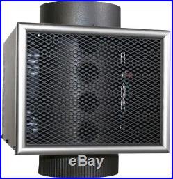Wood Stove Fireplace Blower Exhaust Fan Chimney Coal Furnace Automatic Operation